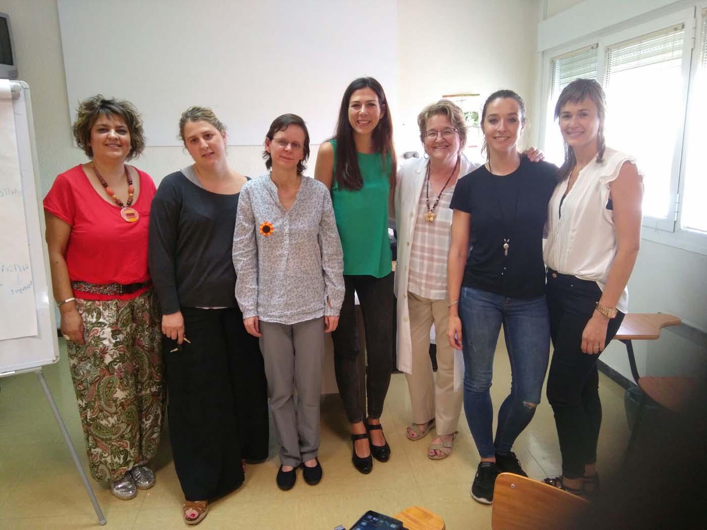 La FSWH 4p- forma parte del grupo de FEDER  que trabaja por el Plan de ER en Madrid